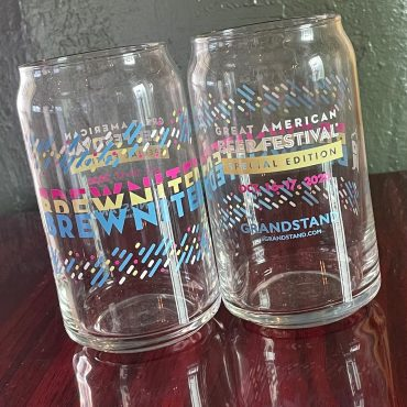 2020 BREWNITED Beer Glass (Limited Edition)